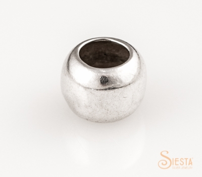 Sterling Silver S8mm5 Spacer Bead